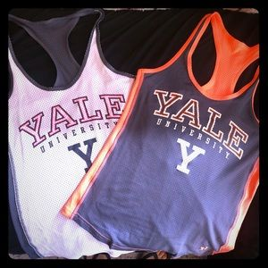 Yale University Under Armour tank top Women's XS